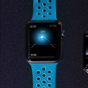 Blue Apple Watch Band replacement 42/44